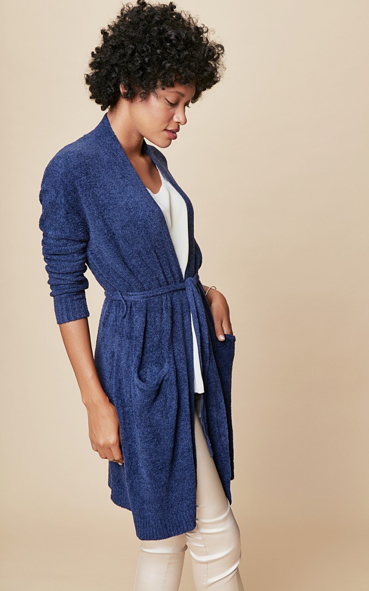 Simply cardigan - NAVY