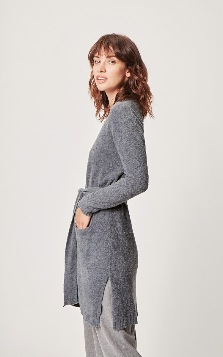 Simply cardigan - GRAY