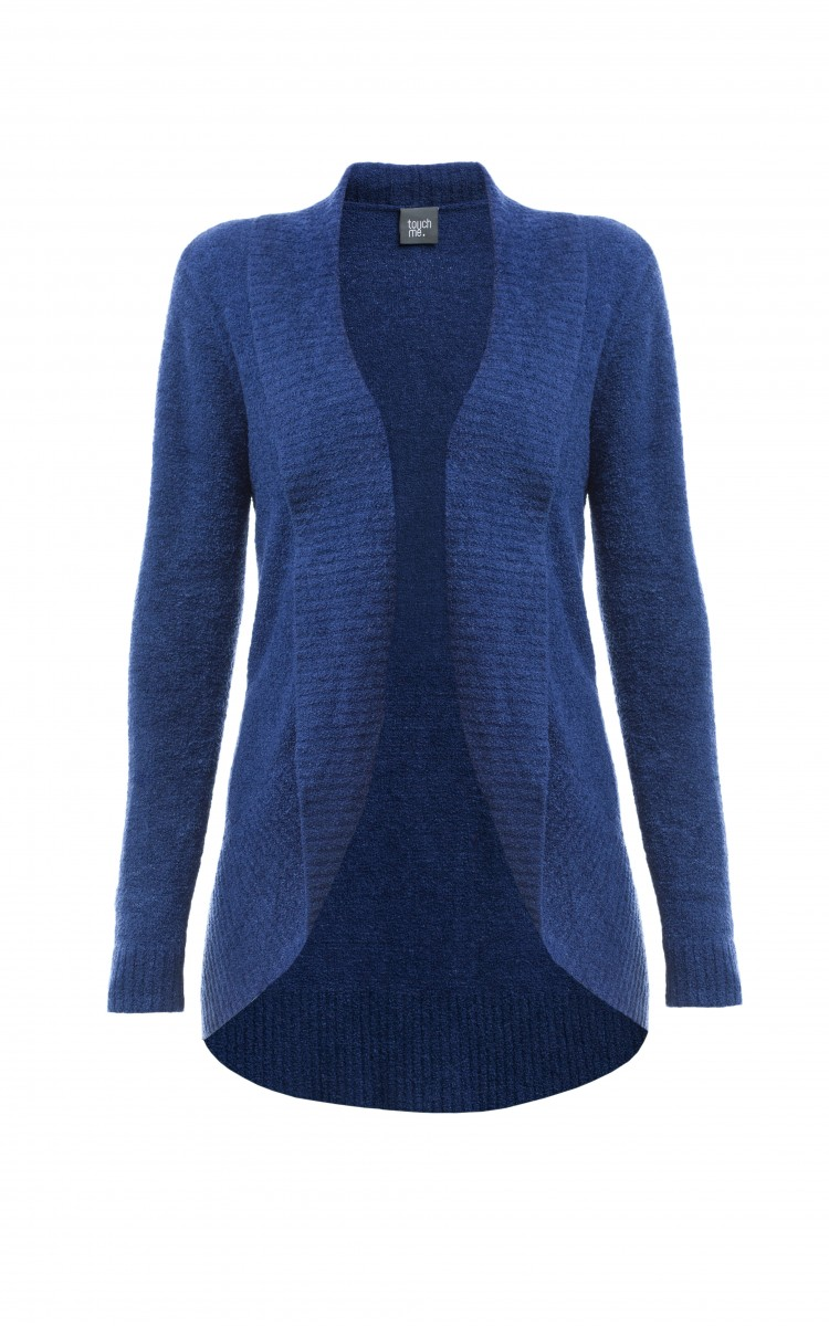 Caro cardigan - BRIGHT BLUE