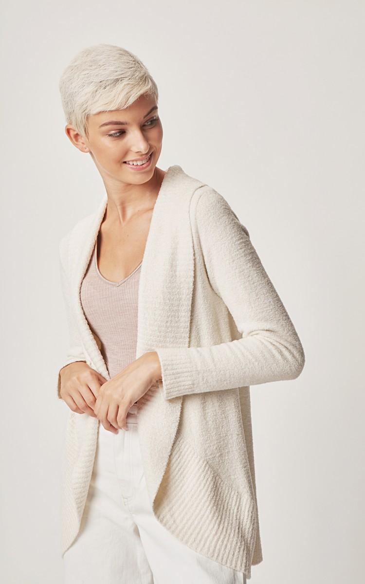 Caro cardigan - OFF WHITE